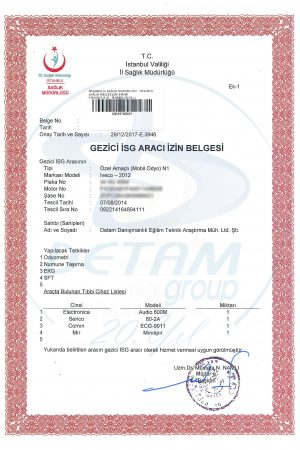 mobil-odyo-araci-yetki-belgesi